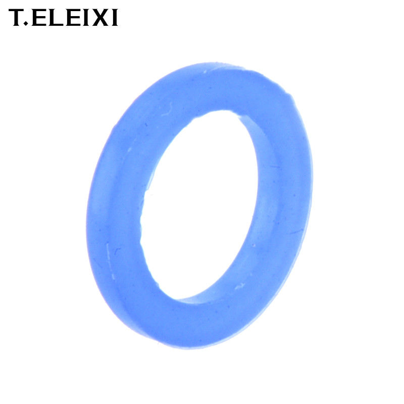 Translucent 13MPa 16mm EPDM Silicone Rubber Washer
