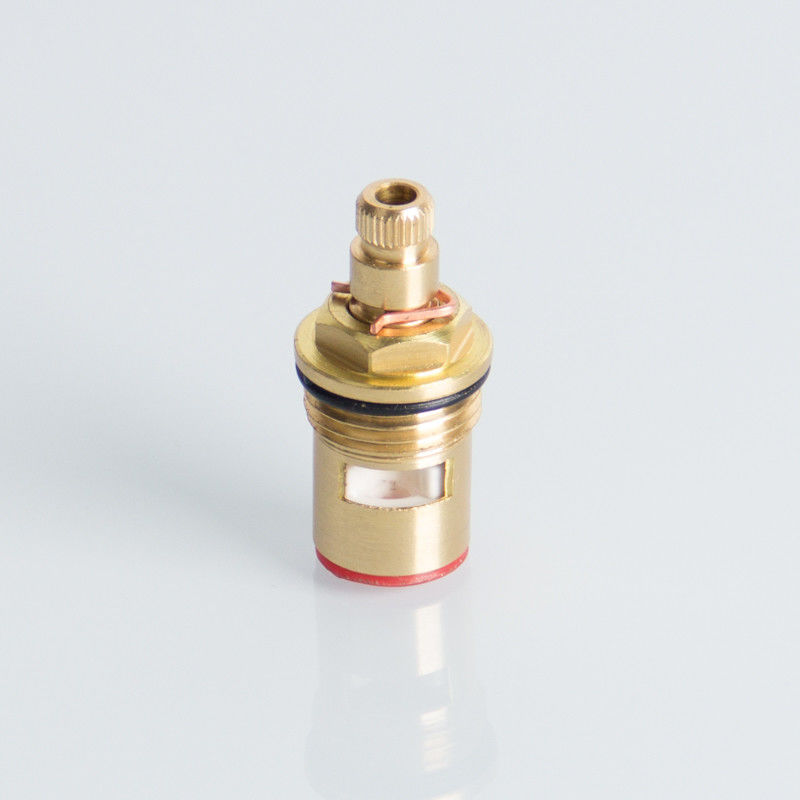 Home Annealing 57% 0.8Mpa Brass Faucet Cartridge