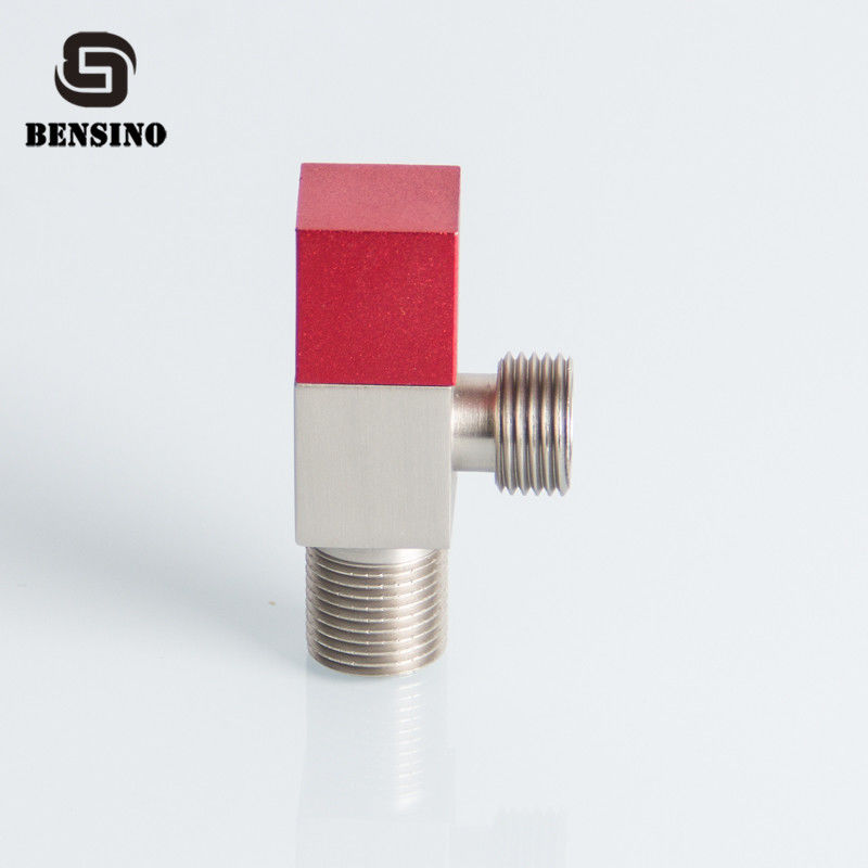 Aluminum Handle 0.5Mpa 0.18N.M Washer Inlet Valve